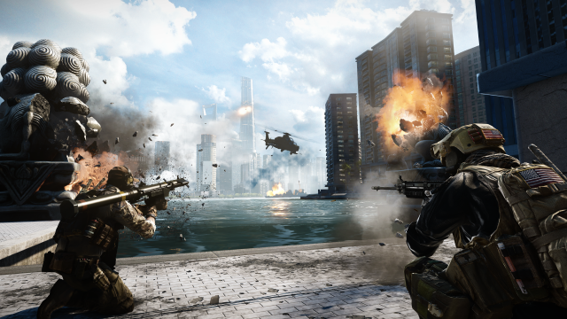 Battlefield 4 - multiplayer