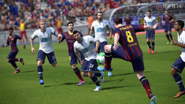 Fifa nebo PES? Tentokrát 2014