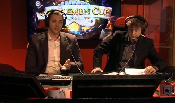 Gentleman CUP - eSuba v akci!