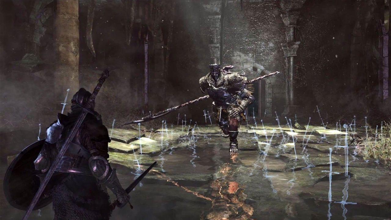 Dark Souls III.