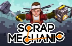 Scrap Mechanics - sandbox pro kutily