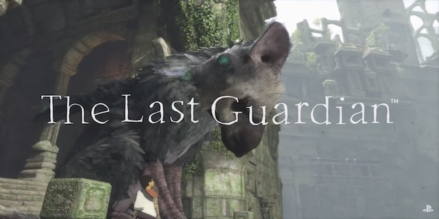 The Last Guardian je dokončen