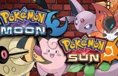 Pokémon Sun a Moon