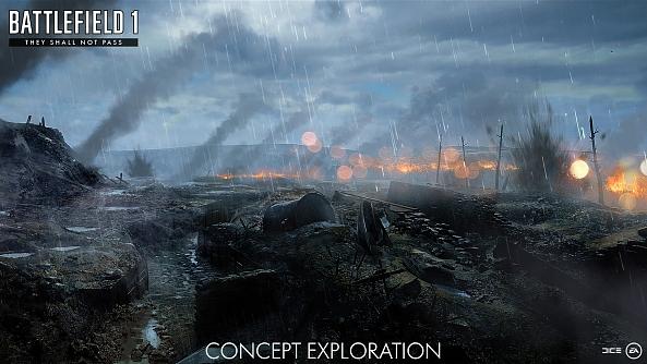 Nové DLC do Battlefield 1 nás vezme k Francouzům