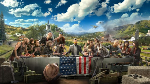 Far Cry 5 prewiew