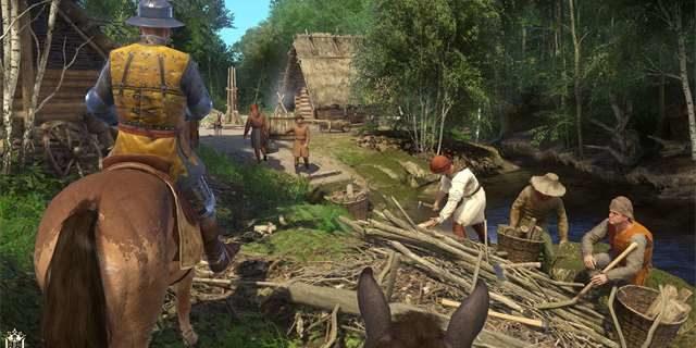 V Kingdom Come: Deliverance musíte být manekýnem