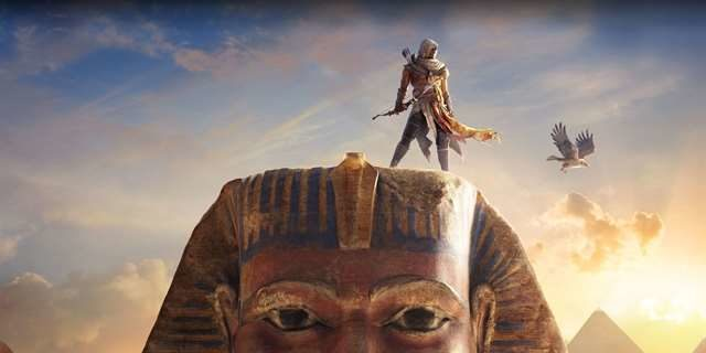 Assassins Creed: Origins  a jeho ochrana prolomeny