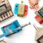 Nintendo Labo míří do školních lavic vkartonové podobě.