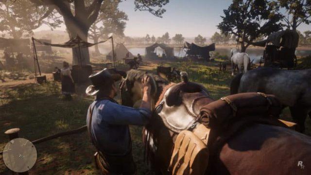 Neuvěřitelné detaily hry Red Dead Redemption II